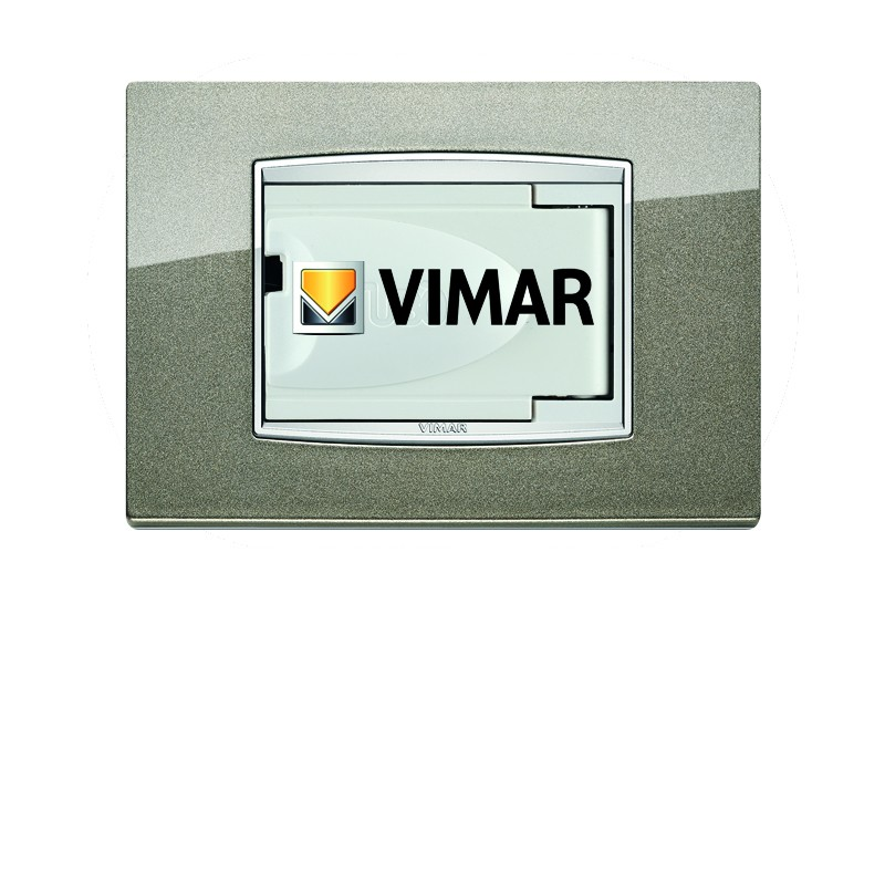 Compatibles with VIMAR electric plaques