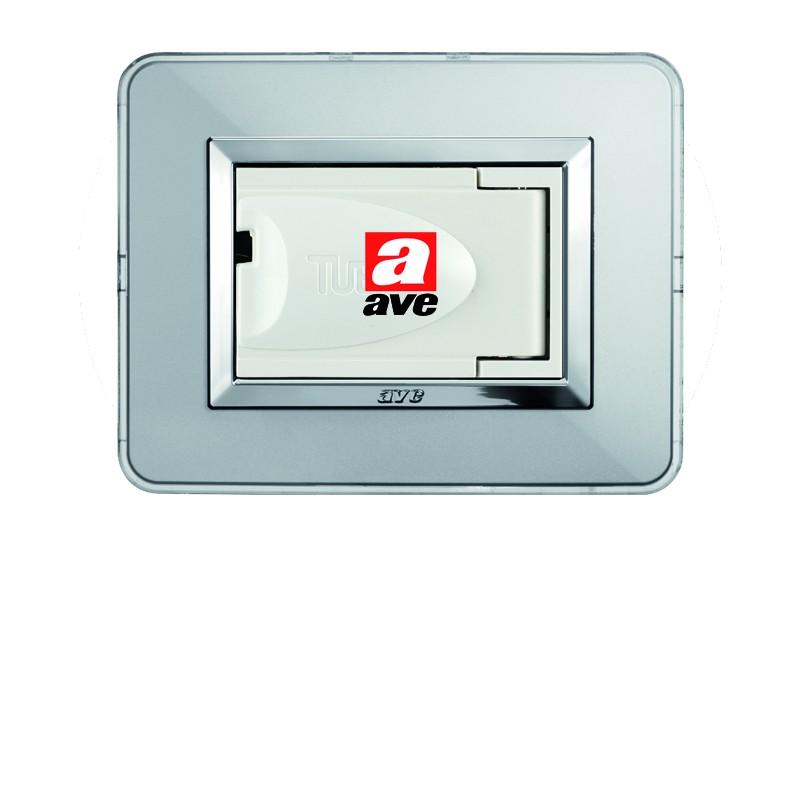 Compatibles met  AVE elektrische platen