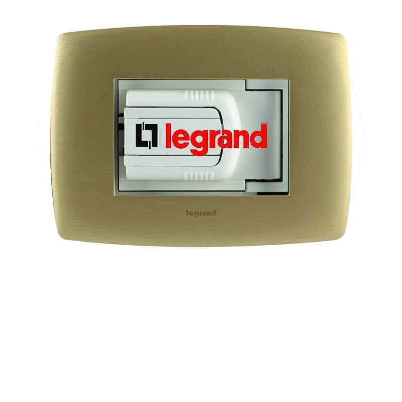 Compatibles met  LEGRAND  elektrische platen