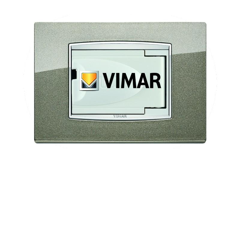 Compatibles met  VIMAR elektrische platen