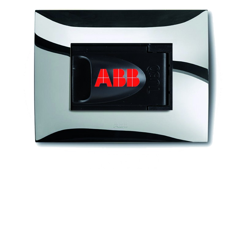 Compatibles with ABB electric plaques