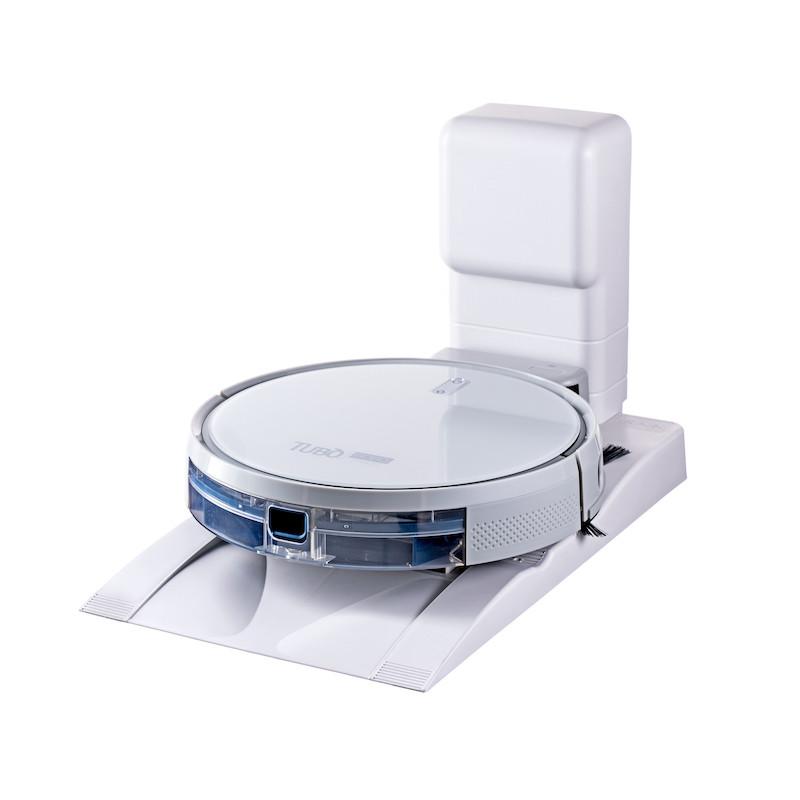 KIT ROBÒ KTR800A Robot aspirapolvere e lavapavimenti